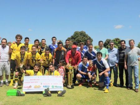 A equipe da cidade de Rio Brilhante - Hastag  levou o t�tulo de campe�o e o pr�mio de R$ 6 mil reais