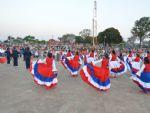 Escolas levaram belas apresentações     Público teve acesso a coreografias e repertório variado e bonito